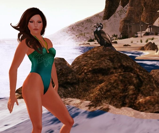 Empowerment via nakedness in Second Life?